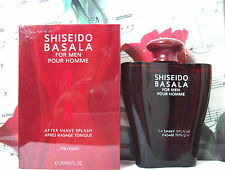Shiseido Basala For Men After Shave Splash 5.0 Oz.