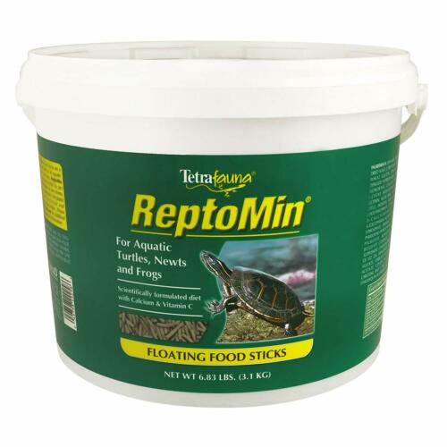 ReptoMin Floating Food Sticks for Aquatic Turtles//Newts//Frogs