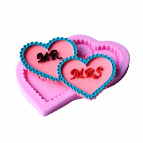 Silicone Cake Mold DIY Crown Lips Mould Handmade Cake Decor Sugar Craft Mold