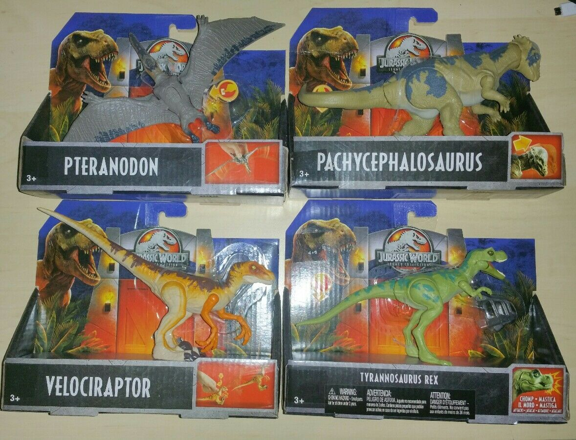 Jurassic World Legacy Collection Dinosaurs