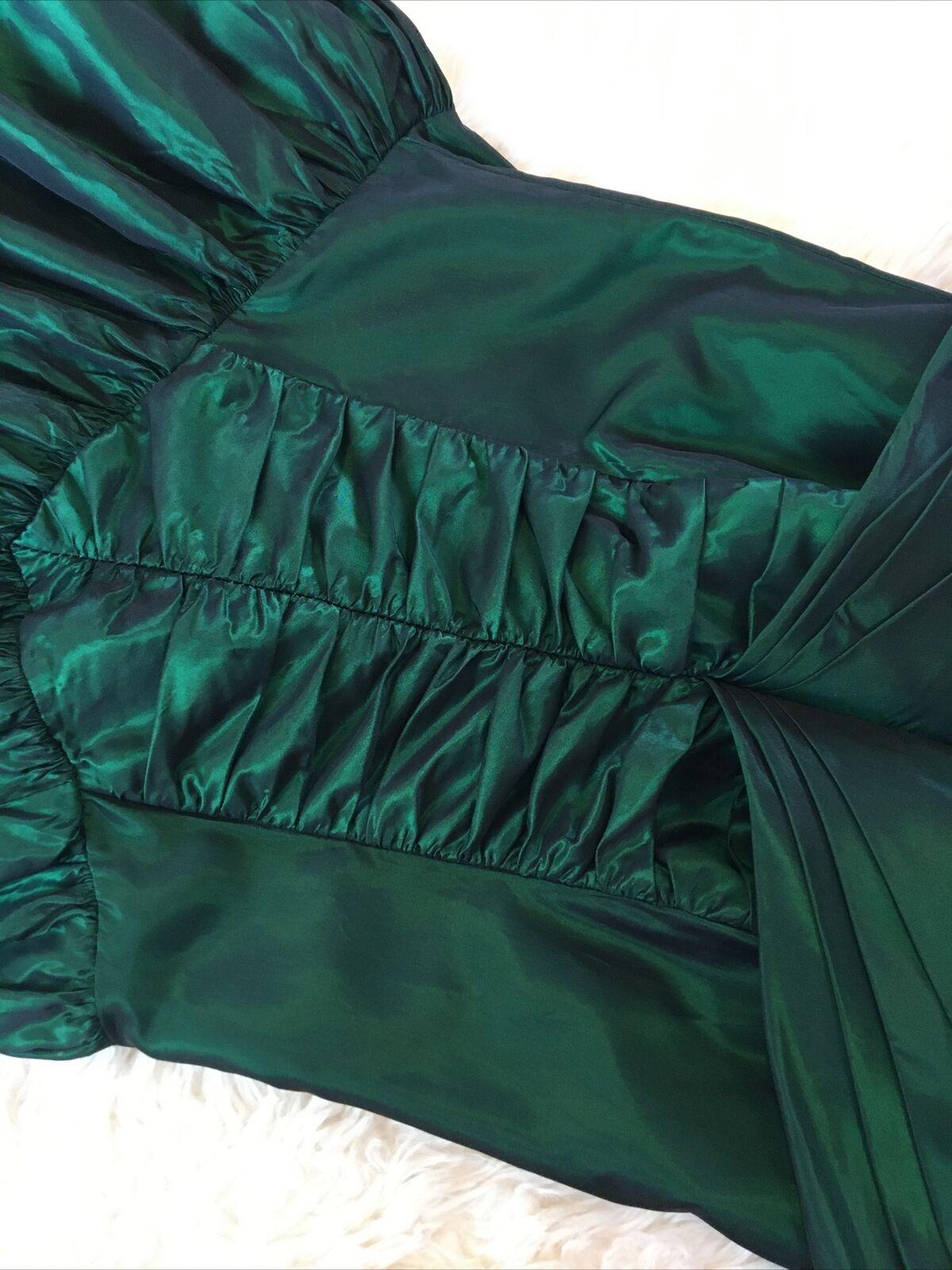 vintage jessica mcclintock gunne sax dress 80s Wo… - image 4
