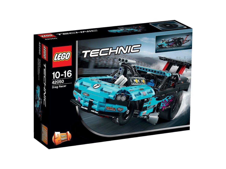 Lego Technic™ 42050 Drag Racer Nuovo Confezione Originale Misb