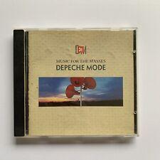Music for the Masses [Bonus Tracks] by Depeche Mode (CD, 1987, Reprise)