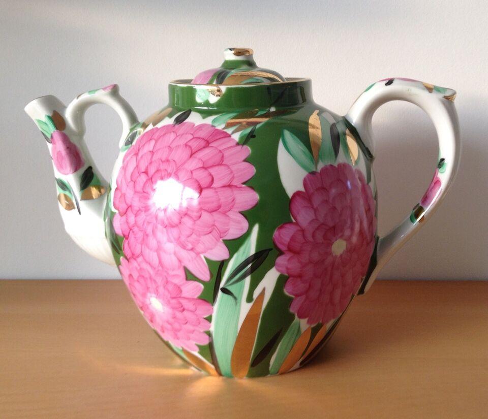 Porcelæn, Tekande, Rusland