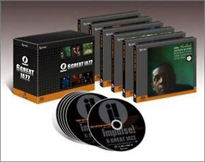 ESOTERIC-Impulse-GREAT-JAZZ-Super-Audio-CD-Hybrid-6-CD-Box-Set-Japan-F-S-New