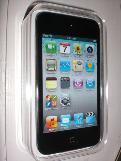 Apple iPod Touch 16GB Black 4th Gen, ME178FD/A (Worldwide Shipping)