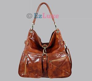 Celebrity-designer-Pocket-Shoulder-Bag-messenger-Hobo-handbag-satchel-western