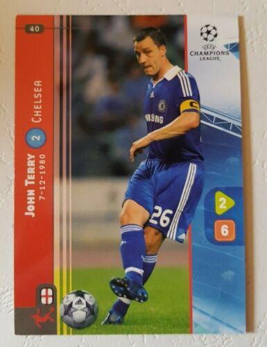 elegir de la lista desplegable Panini UEFA Champions League Tarjetas 2008//2009