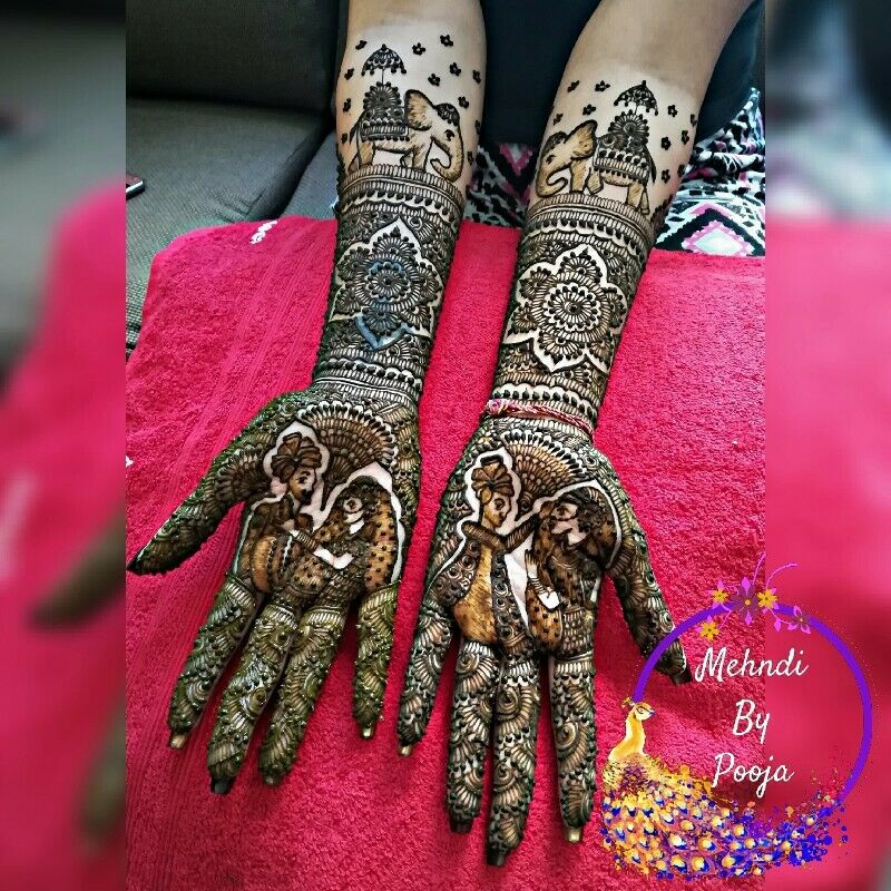 HENNA ART FOR EVERY OCCASION : DURBAN