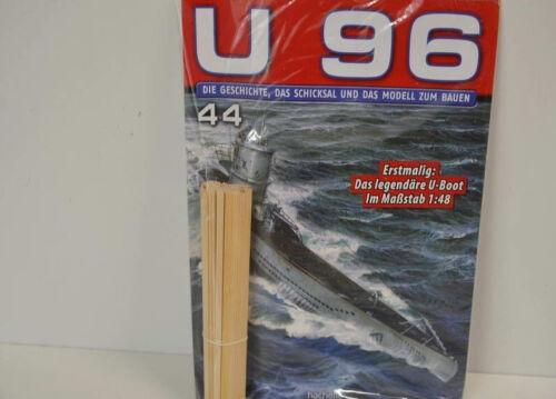 Modellbau U 96 Bausatz Hachette zum aussuchen ab 1-50