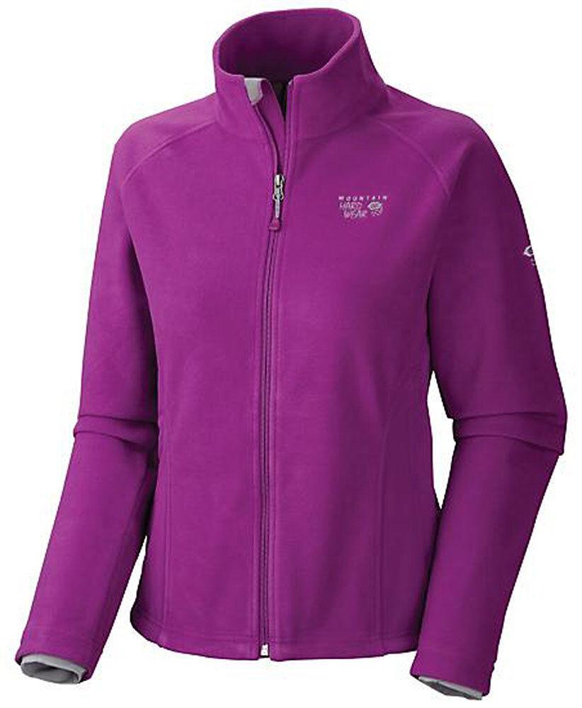 Mountain Hardwear Women's Mountain Tech Jacket - Berry - L - - NWT - 68755