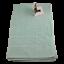 Indexbild 3 - Serviette Drap ou Tapis de bain 100% Coton 50 x 70 cm 450gr/m2 Couleur  au choix