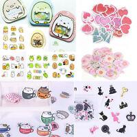 Cute Paper Sticker Cartoon Cactus Art Sticker Craft Album Scrapbooking Decor Lot