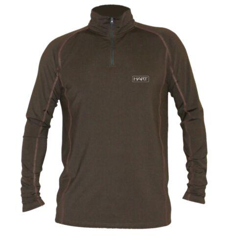 Thermo-Langarm-Shirt AKTIVA-Z HART grün XHAZG