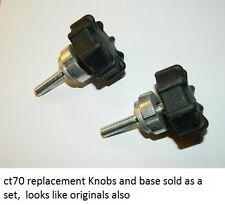 HONDA z50 z50A K3-78 ct70 ct70hko ko minitrail knobs & base NEW ct70 ST70 ST50e