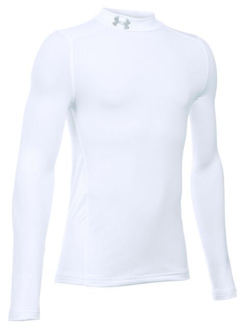 Under Armour Boys ColdGear Long-Sleeve Shirt