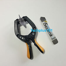iSesamo & Suction Cups Clamp Opening Repair Tool For iPhone iPad Metal Open Pry
