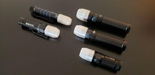 Olight S2R Baton II Diffuseur-Aimant Killer-Court circuit//lens protection
