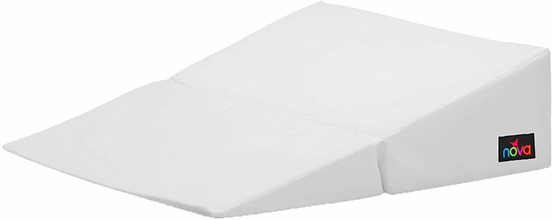 Lit pliant compensé 10  Blanc  2681-R par Nova produits médicaux
