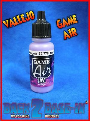 Vallejo Game Air 17ml Bottle Alien Purple 72776 Airbrush Acrylic Paint