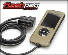 Superchips 3874 Flashpaq fits JEEP WRANGLER JK TJ COMMANDER GRAND CHEROKEE