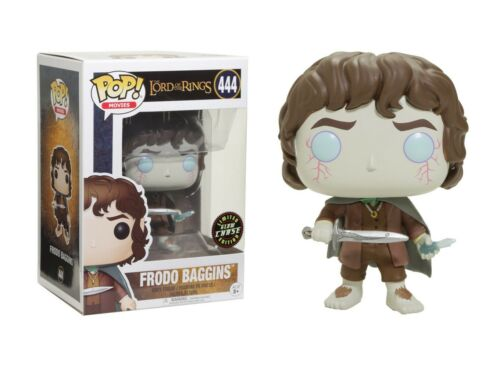 Funko Pop Movies The Lord of the Rings Frodo Baggins Chase Limited Edition