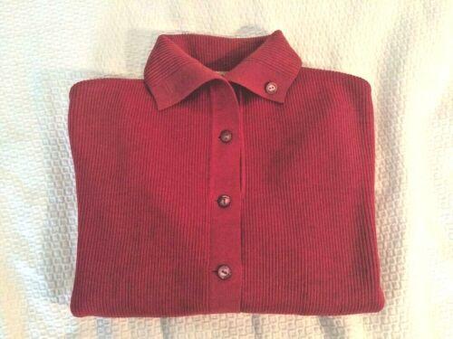 Vintage Sweater 100% Wool Austrian Ladies Cardigan