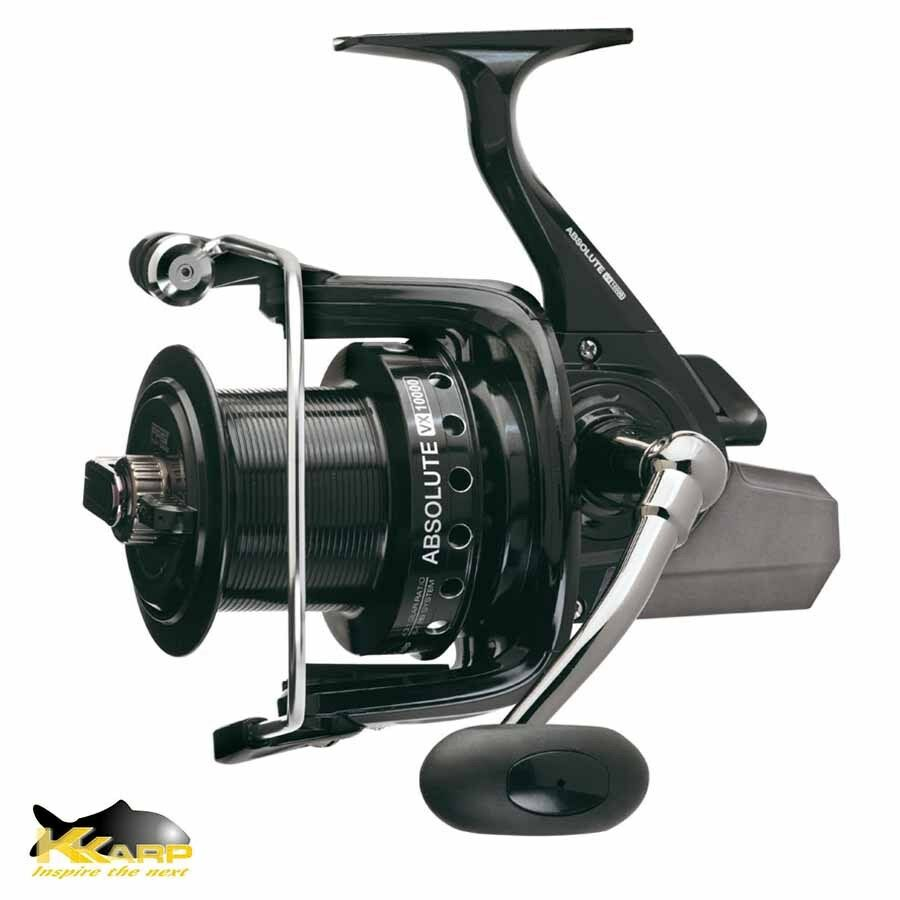 03782800 Reel K-Karp Absolute VX 10000 6 + 1 Bb Fishing Carpfishing