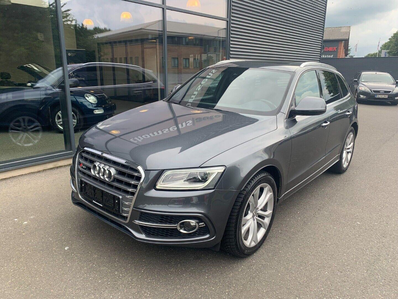 Audi SQ5 3,0 TDi 313 quattro Tiptr. 5d - 419.400 kr.