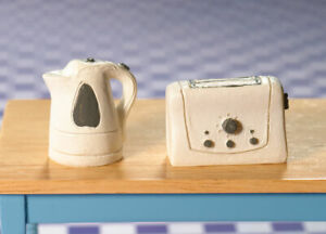 1-12-Scale-Dolls-House-Emporium-Modern-Kettle-and-Toaster-5994