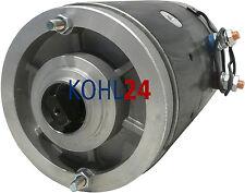 DC-Motor E-Motor Broc Oil Sistem Delco Remy Efel Georgi Kostov 24V 2,2KW
