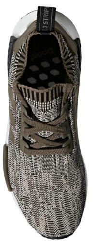 Adidas NMD/_R1 pour homme PK Primeknit Sesame Running Baskets AQ0929