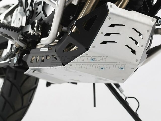 BMW F 800 Gs Adventure Fab. Year 13 Sw Motech Motorcycle Motor Protection
