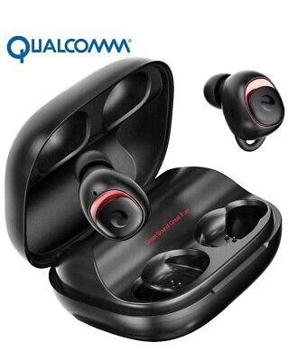 Ofusho True Wireless Earbuds F16 Bluetooth Headphones Hands Ipx7 Black For Sale Online Ebay