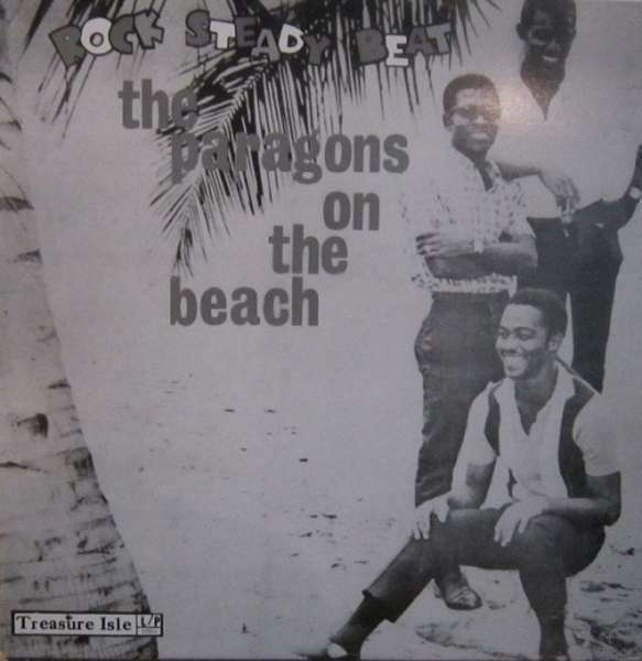 The Paragons - On The Beach Nuovo LP (Pre Rel 25 Settembre)