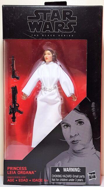 Star Wars The Black Series Princess Leia Organa # 30 Hasbro 6 inch Action Figure