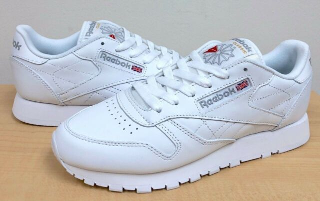 25bc0c0d538 Womens Reebok Classic Leather 835 Sneaker White white Size 7 US for ...