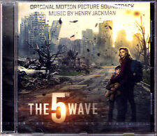 THE 5TH WAVE Henry Jackman OST Soundtrack CD Die 5. Welle J. Blakeson Fifth NEU