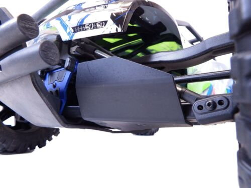 62196-Front-bras A-Skid Set-Traxxas 2.0 E-Revo T-Bone Racing