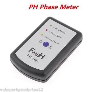 Speaker Polarity Tester PH Phase Meter Phasemeter Test for