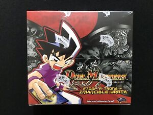 Duel-Masters-TCG-Stomp-A-Trons-of-Invincible-Wrath-DM-06-Booster-Box-Sealed