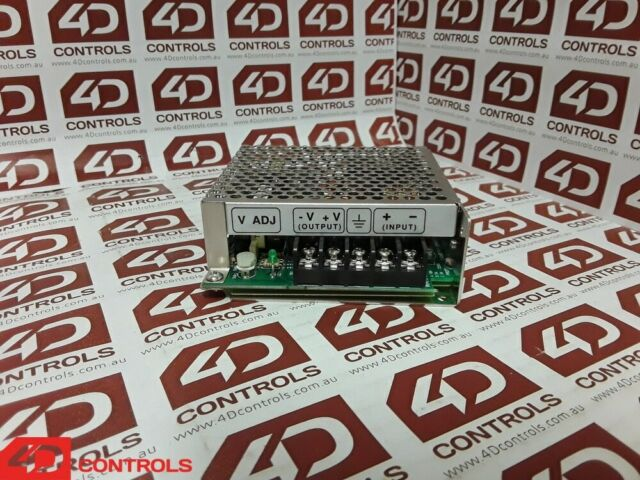 Mean Well SD-25C-12 Single Output Power Supply 12V 2.1A 25.2W - New Surplus Open