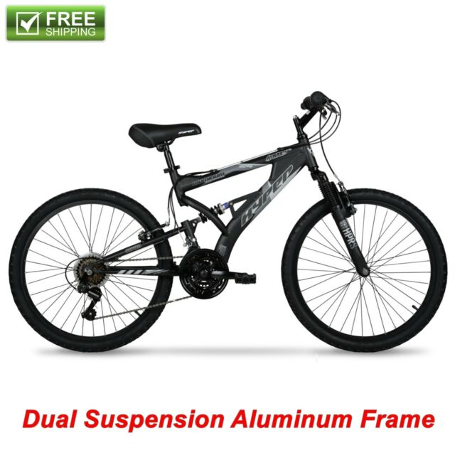 "29/""Aluminum Frame Men/'s Mountain Bike 21 Speed Shimano Hybrid Bicycle Disc Brake"
