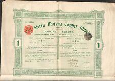 SIERRA MORENA Copper Mines (ESPAGNE) (M)