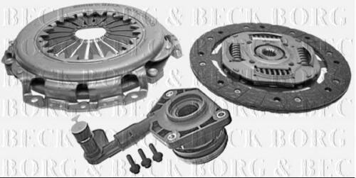 HKT1180 BORG /& BECK CLUTCH 3in1 CSC KIT fits Volvo S40//Ford Focus 1.6i 06