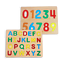 Wooden-ABC-and-Numbers-Puzzle-Toy-for-Toddlers-2-Piece-Set-for-Kids-Alphabet thumbnail 1