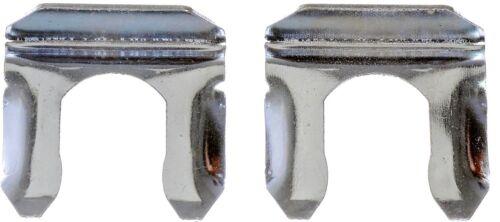 Dorman Products HW1457 Front Brake Hose Clip  12 Month 12,000 Mile Warranty