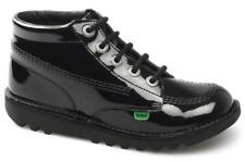ff8060af item 5 Kickers KICK HI Y CORE Womens Older Boys Girls Patent Leather School  Boots Black -Kickers KICK HI Y CORE Womens Older Boys Girls Patent Leather  ...