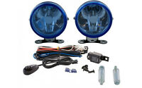 Xenon Blue Driving Light Kit For Honda Gl1800 Goldwing And F6b - (18673-221a)