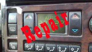 RANGE Rover P38 Hevac Zebra di visualizzazione Connettore Nastro Di Riparazione Fix Connettore Riscaldatore